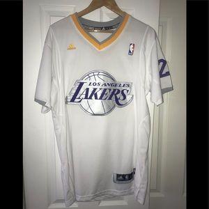 Kobe Bryant sleeve jersey